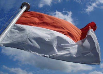merah putih indonesia