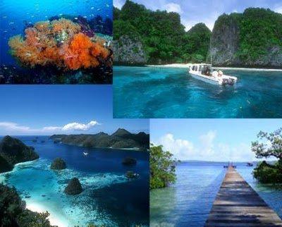 pemandangan indonesia